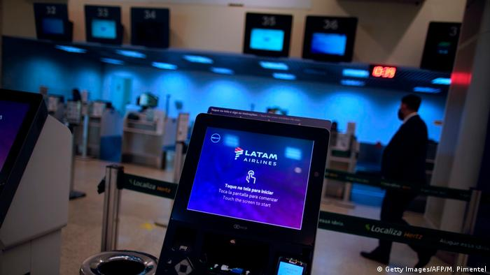 Latam Brazil Airlines (Getty Images/AFP/M. Pimentel)