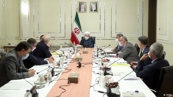 Iran Präsident Rohani Kabinett