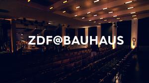 ZDF@Bauhaus Sendungslogo