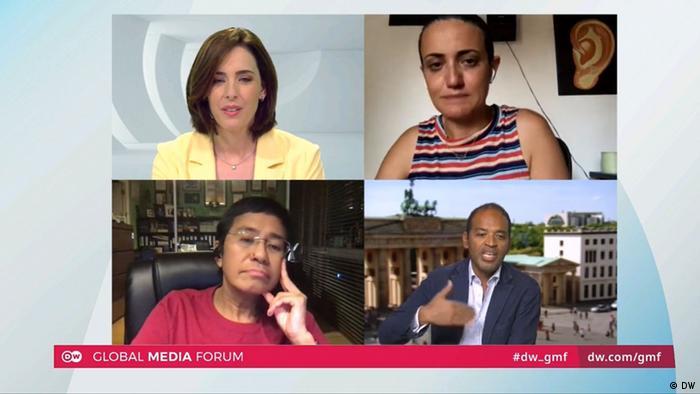 Global Media Forum 2020 digital  