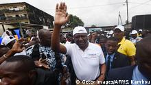 Elfenbeinküste Hamed Bakayoko, Verteidigungsminister