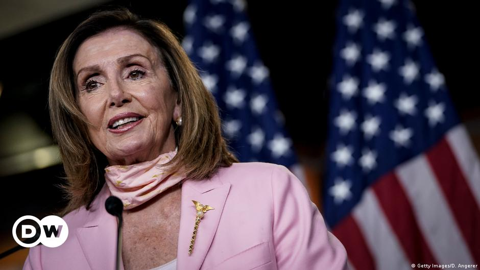 US election: Democrats secure control of House
