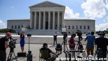 USA Washington | Oberster Gerichtshof fordert die Übereichung Trumps Steuerklärung