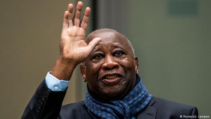 Niederlande Den Haag Internationaler Strafgerichtshof |Laurent Gbagbo, ehemaliger Präsident Elfenbeinküste