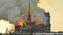 Frankreich, Paris: Kathedrale Notre Dame
