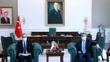 Hans Kluge I WHO-Regionaldirektor I Fahrettin Koca I Gesundheitsminister Türkei