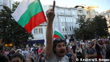 Bulgarien Sofia | Demonstration vor Gerichtshof