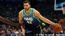 USA Maximilian Kleber Basketball Dallas Mavericks
