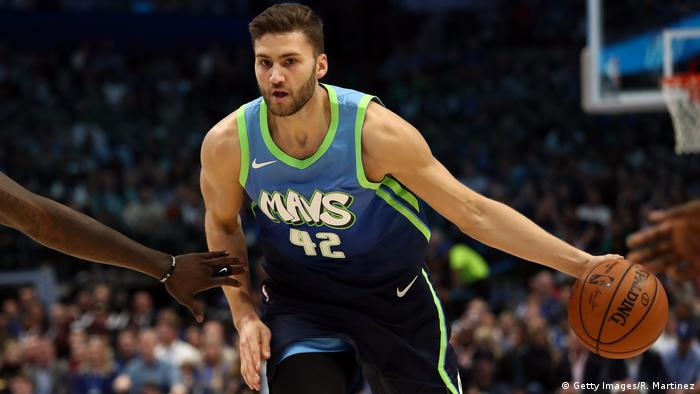 USA Maximilian Kleber Basketball Dallas Mavericks (Getty Images/R. Martinez)