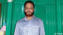 Bangladesh Dhaja | Rashedul Hasan Rumi - Mirgrant aus Italien wieder in Bangladesch zurückgekehrt