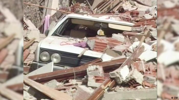 Fokus Europa Türkei Erdbeben