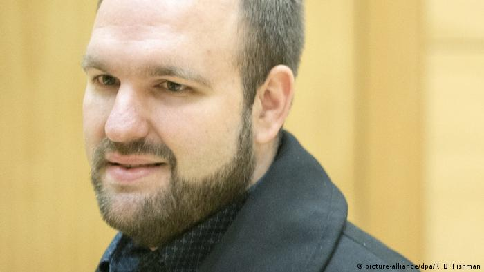 Top German court rejects appeal from far-right leader over his 'cheeky Jew' remark