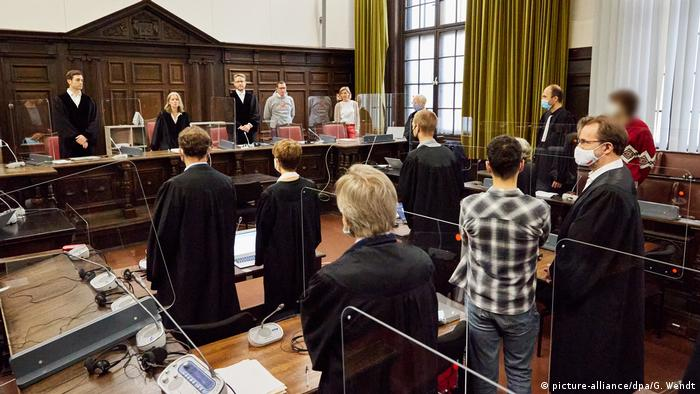 Germany: Five men convicted for Hamburg G20 riots