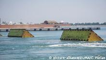 Italien Venedig | Schutzvorrichtung gegen Hochwasser