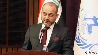 Irak İnsan Hakları Yüksek Komisyonu Üyesi Ali El Bayati
