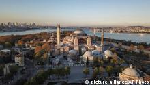 Türkei Gericht ebnet Weg zur Umwandlung der Hagia Sophia