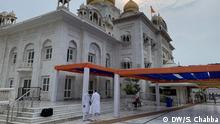 As India battled the coronavirus pandemic, the Delhi Sikh Gurdwara Management Committee played a pivotal role in feeding thousands of people in need through their 'langar' services across India's capital. Taken by: Seerat Chabba, DW Date: July 8, 2020 Location: New Delhi, India