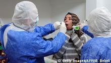 Türkei Famagusta | Flüchtlinge aus Syrien |medizinische Untersuchung