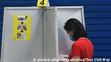 Singapur Parlamentswahl