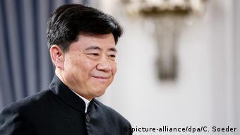 Botschafter Chinas in Deutschland Wu Ken
