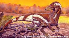 Brasilien Nationalmuseum |Dinosaurier in Ceará