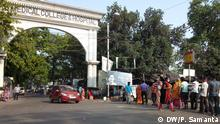 Medical College in Kolkata Description: Paramedical students are not willing to join clinical classes in covid situation. Keywords: corona, lockdown, nursing student, medical college, paramedical, clinical class Copyright: Payel Samanta