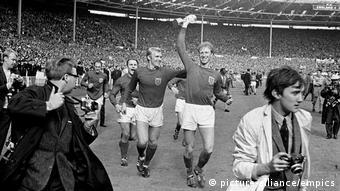 Εθνική Αγγλίας, Γουέμπλεϊ 1966