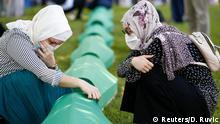 Bosnien und Herzegowina - Gedenken an Srebrenica-Massaker