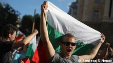 Bulgarien Sofia | Protest gegen die Regierung