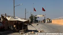 Bab al-Salam I Grenze zwischen Syrien und Türkei