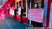 Hamburg I Prostituierte fordern Öffnung der Bordelle