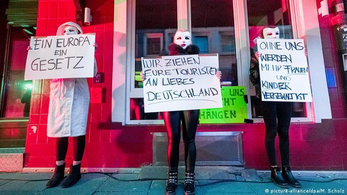 Prostitution Nrw Aktuell