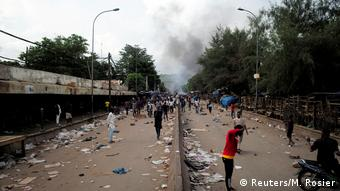 Mali I Proteste gegen Ibrahim Boubacar Keita in Bamako