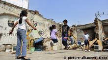 Mexiko I Symbolbild Armut I Flucht