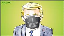 Karikatur von Vladdo | Maske der Schande