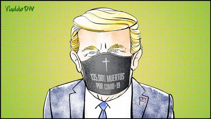 Karikatur von Vladdo   Maske der Schande