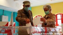 Polen Warschau Präsidentschaftswahl