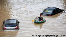 China Überschwemmungen in Region Guangxi (Imago Images/Xinhua/L. Linzhi)