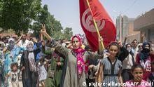 Tunesien Tatouine | Protest nach Tod von Jugendlichem