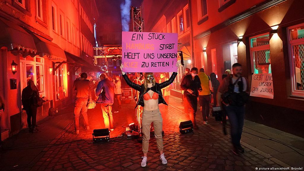 Düsseldorf eros center Red