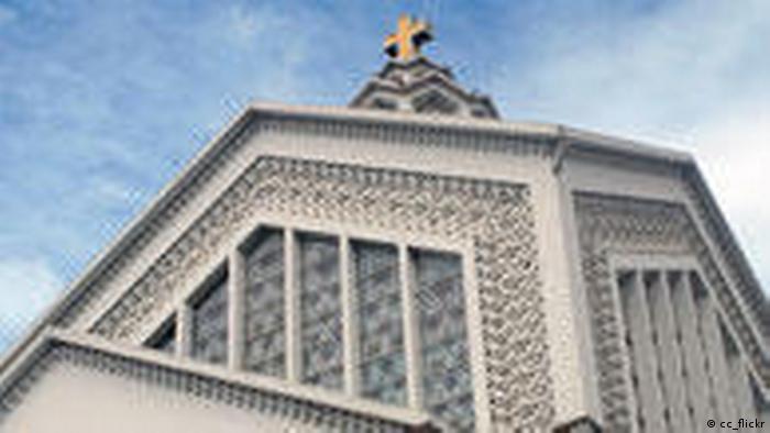 Kirche in Marokko