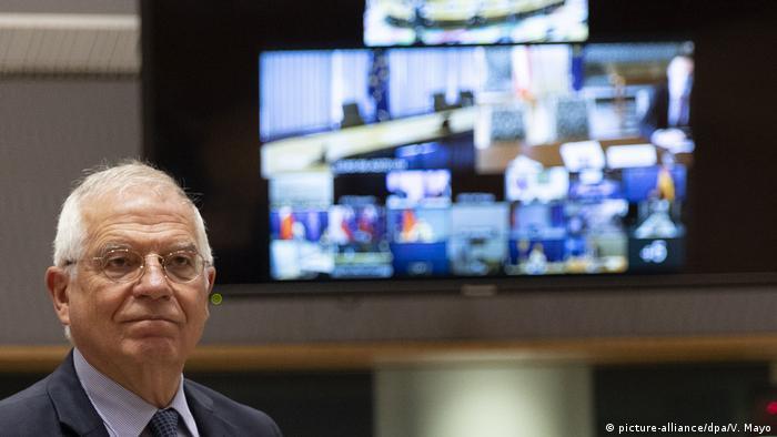 Brüssel EU |Josep Borrell, Außenbeauftragter