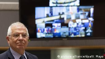 Θέση θεατή η ΕΕ απέναντι στην ένοπλη σύγκρουση