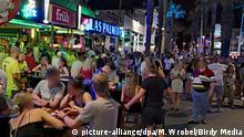 Spanien Palma de Mallorca | Coronavirus | Touristen