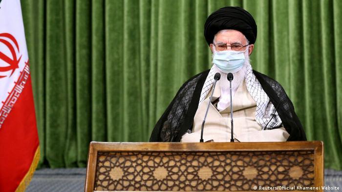Iran Teheran |Ali Chamenei, Oberster Führer