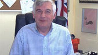 John Clark- Profesor në Universitetin Glasgou në Britaninë e Madhe