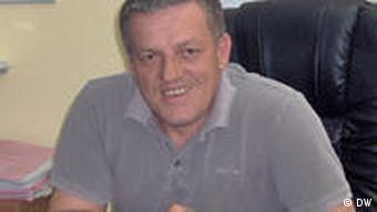 Arsim Gerxhaliu, Drejtor i Departamentit të Mjekësisë Ligjore