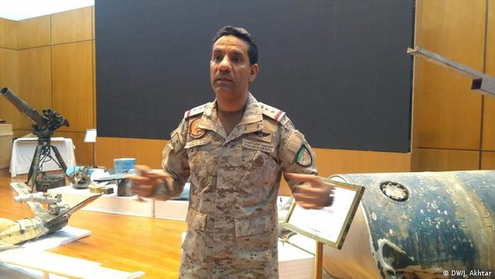 Saudi Arabien | Col. Turkey Al Maleky