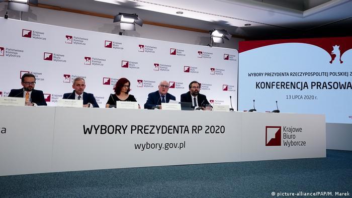 В ЦВК Польщі назвали Анджея Дуду переможцем президентських виборів