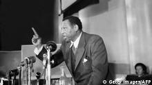 Paul Robeson Schauspieler Sänger und Sozialkritiker USA